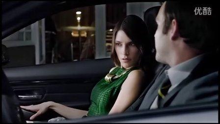 """宝马4系广告:""""You're Not My Wife"""" :)"""