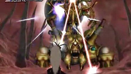 PS2模拟器PCSX2模拟 鬼武者2 (二)