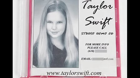 【高清台】Taylor Swift小时候作品《 Lucky You》