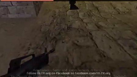 小z解说[WCG北欧总决赛2]sk vs powergaming de_dust2