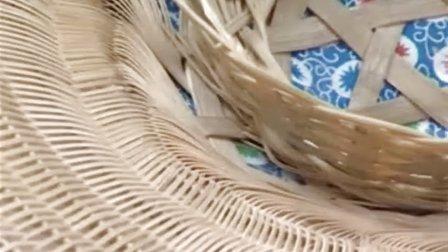 毛南族花竹帽编织工艺保护解说(环江毛南族自治县文化体育局2005年11月录制)