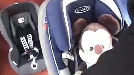 淘宝 建唐汽车用品专营店 葛莱 8J96SPNE 儿童安全座椅