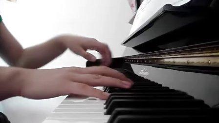 知足 钢琴版_tan8.com