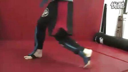 【侯韧杰 MMA 教学篇】之 肢解Fedor摆拳奥秘