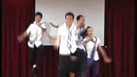 中国平安保险湖南分公司NEO新人培训班晚会