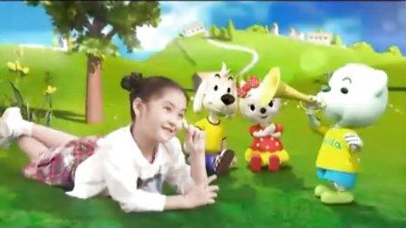 嗒嘀嗒dadida童装2010广告《唱歌女孩篇》