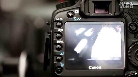 佳能5D MarkII视频宣传片《梦想》操作花絮