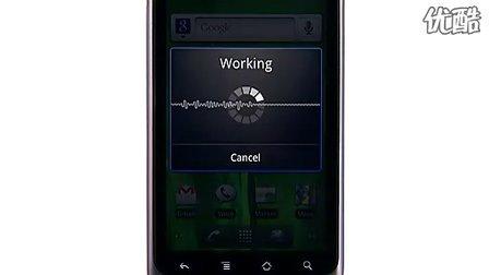 谷歌Voice Actions for Android功能介绍