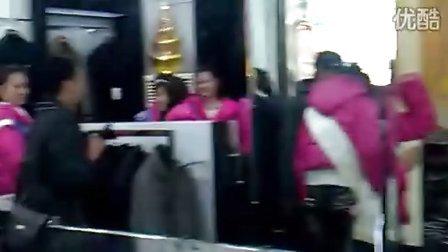 2011国际旅游小姐大赛许昌赛区花车巡游视频