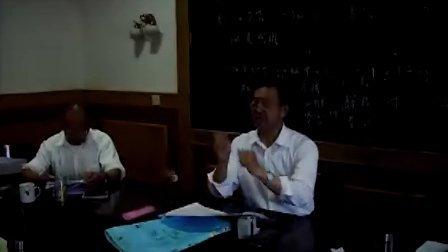 石必成先生在太湖县诗词书画培训班上的讲话