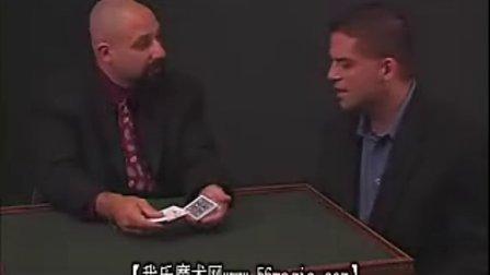 Sal Piacente的专业纸牌魔术讲座笔记2