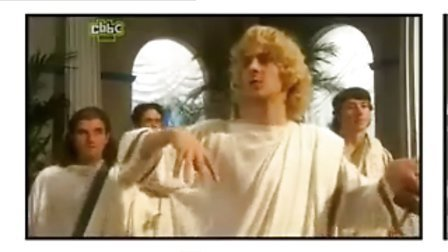 Horrible Histories - Helen of Troy