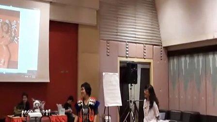 泰国学生的中文夏令营-歌曲《逆风》《千里之外》