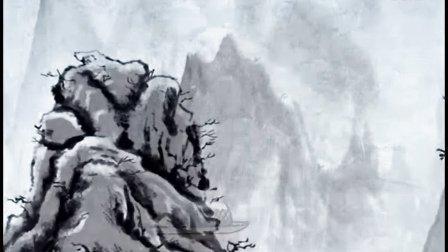 分级阅读第三级古诗——江雪(动漫演唱)