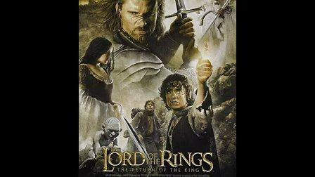 《指环王3:王者归来》原声音乐 - Minas Tirith