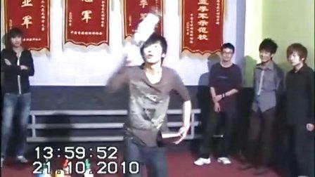 聚焦鞍山雅思调酒表演(2010.10.21)