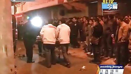 司机酒驾失控撞飞3名警察和3名市民