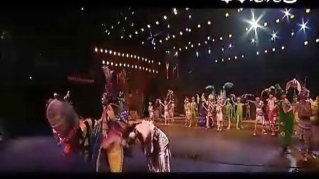 常州中華恐龍園藝術團·國內主題樂園首台窨樂歌橆劇《魯樂回家·下》