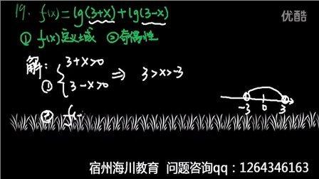 第三章 单元学能测验19 高一 必修一 指数函数与对数函数