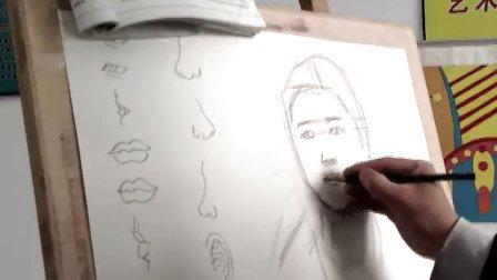 专接本【艺术类】 线描人物头像培训课程