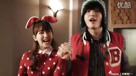 【OC】[MV]姜智英(KARA) 金晟济(超新星)-Merry Love (GomTV_480p)