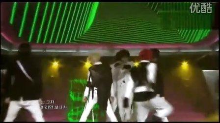 【OC】110122.MBC音乐中心 Infinite_Before The Dawn现场版