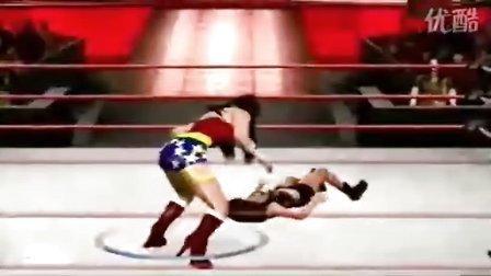 svr2009 超级英雄视频