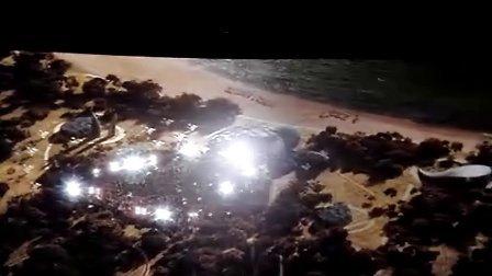 """上海世博会上汽集团-通用汽车馆 """"直达2030年""""电影和汽车表演"""