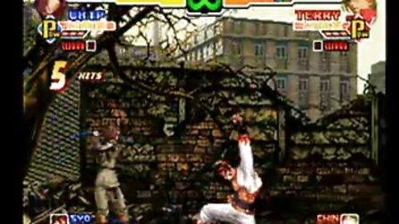 【拳皇 KOF MV】日本アダキの葉短片集 KOF2K(PS2) Whip