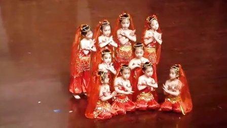 印度舞—一等奖