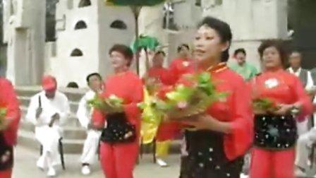 蚌埠市龙子湖区 花鼓灯及民间小调 表演者:郑怀平