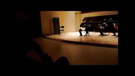 古典吉他四重奏《卡门组曲》