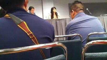 Megumi Nakajima - half filipino AX 2010