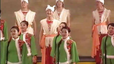 陕西省榆林学院《黄河船夫曲》