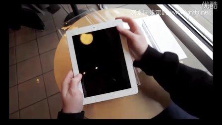 苹果 平板电脑 ipad2 白色 真机拆包视频,爽歪歪...