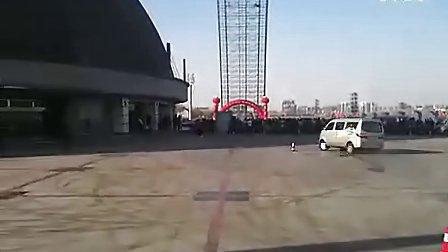 长安金牛星,史上最牛的面包车飘逸!!!