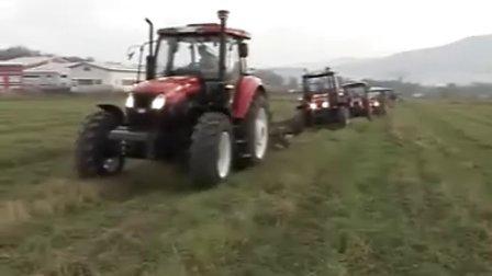 东方红拖拉机