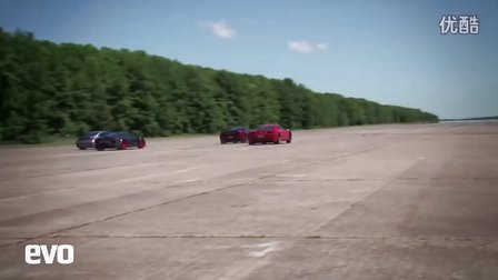 McLaren MP4-12C vs. Ferrari vs. Noble  vs. Porsche