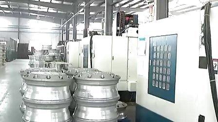 北汽福田董事长徐和谊考察江苏诺德轮毂制造有限公司