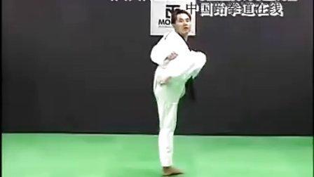 【侯韧杰  TKD  教学篇】之绝杀乔师范3