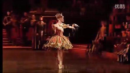 【唐吉尔看芭蕾】天鹅湖Swan Lake第三幕公主的变奏2(ROH)