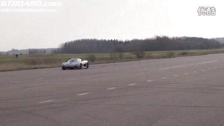 Koenigsegg Agera 0-300