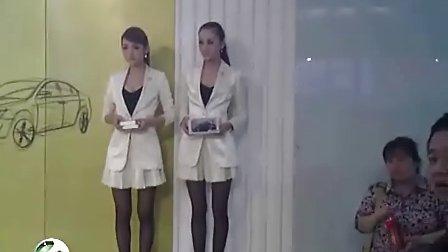 Tights、晓佳「强推」北京车展上的黑丝美女