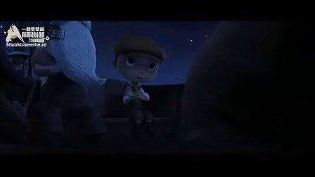 皮克斯最新短片《月亮》(La Luna)30秒片断