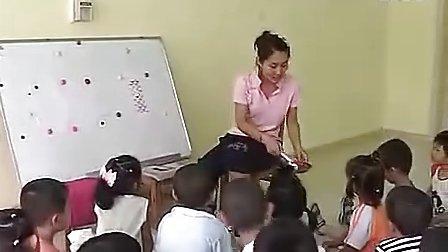 一幼美术领域小班美术活动醮醮变变幼儿教育特级教师参评人选课例展示思蕾