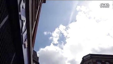 实拍伦敦上空神奇UFO母舰和UFO群 www.hf1888.com★祁立发每日一播★6月24日