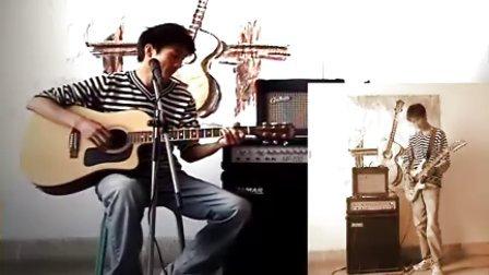 给你的年纪 双吉他弹唱