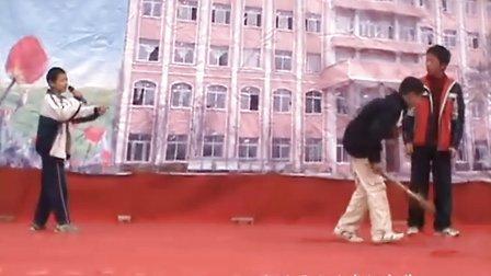 仪陇县职业高级中学2009年12。9