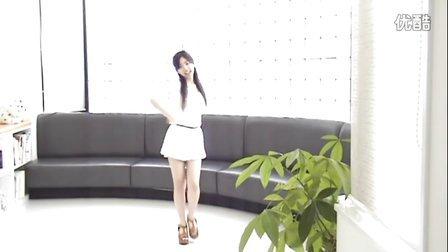 超清纯美女秀性感舞姿-KARA - Jet Coaster Love
