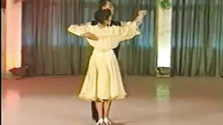国标舞教学视频03